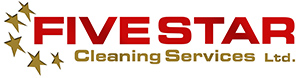 Five Star Cleaning Logo Header