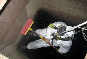 Silo Cleaning Services