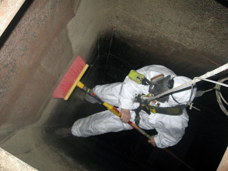 Silo Cleaning Services Img02